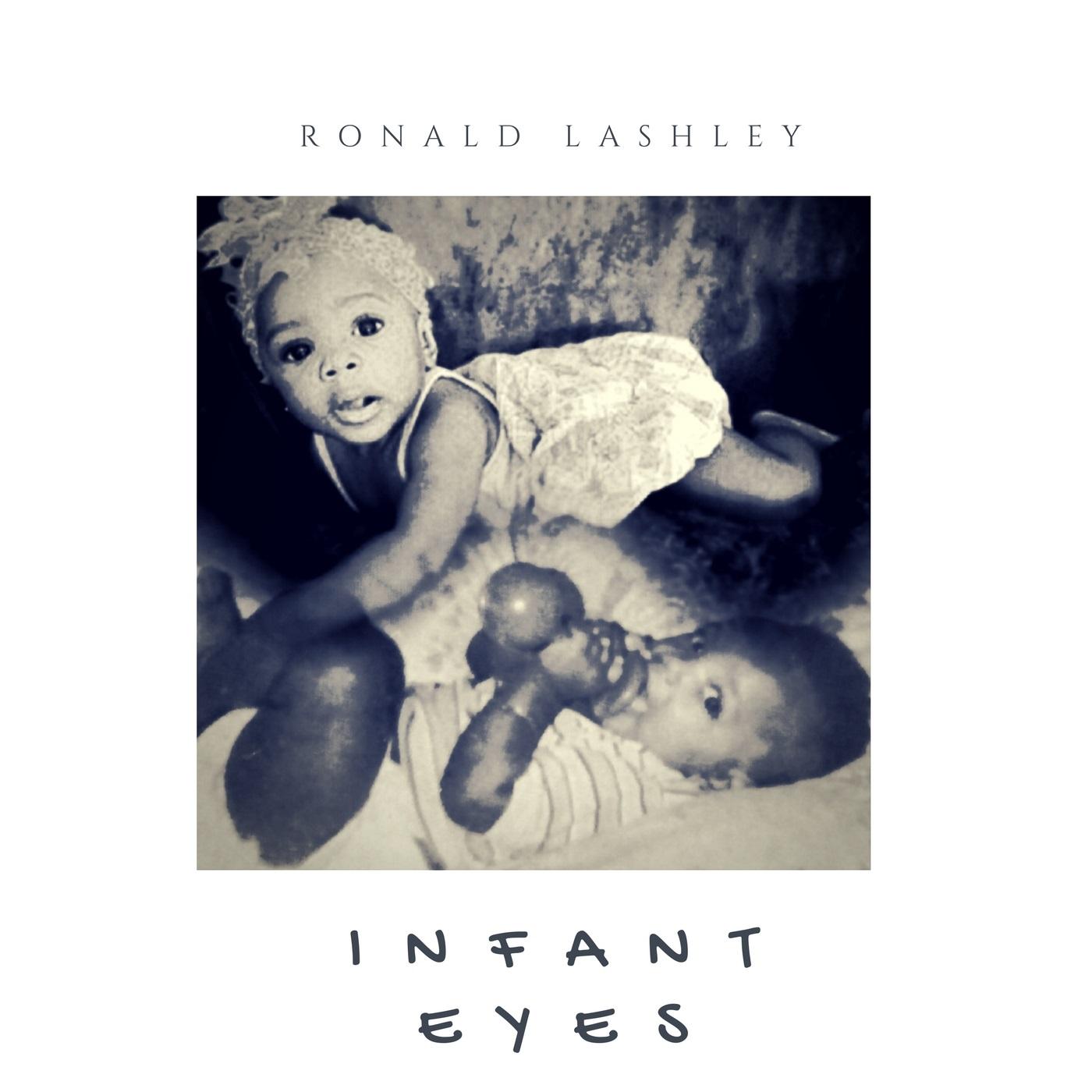 Infant Eyes- Cover Art