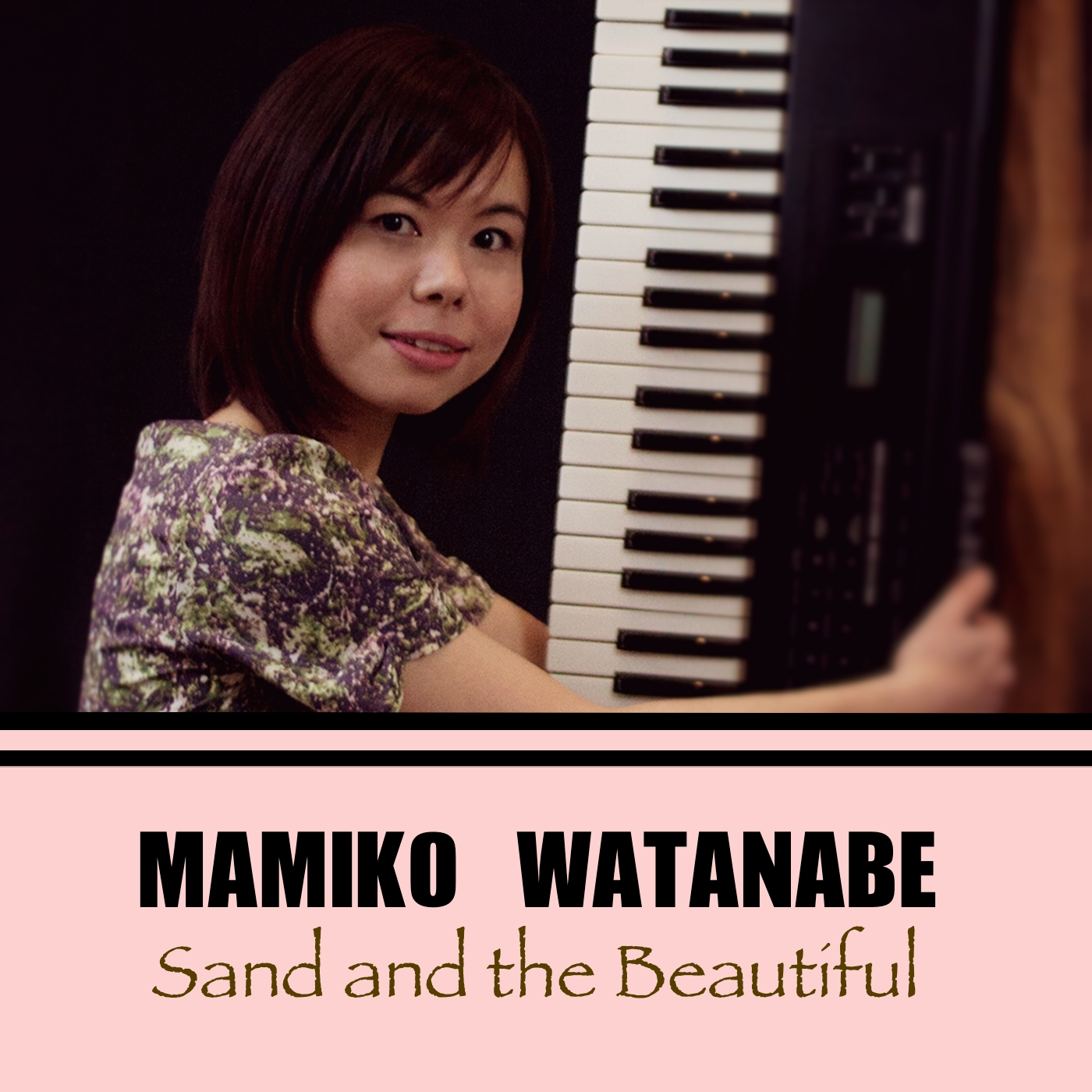 Mamiko Official Cover