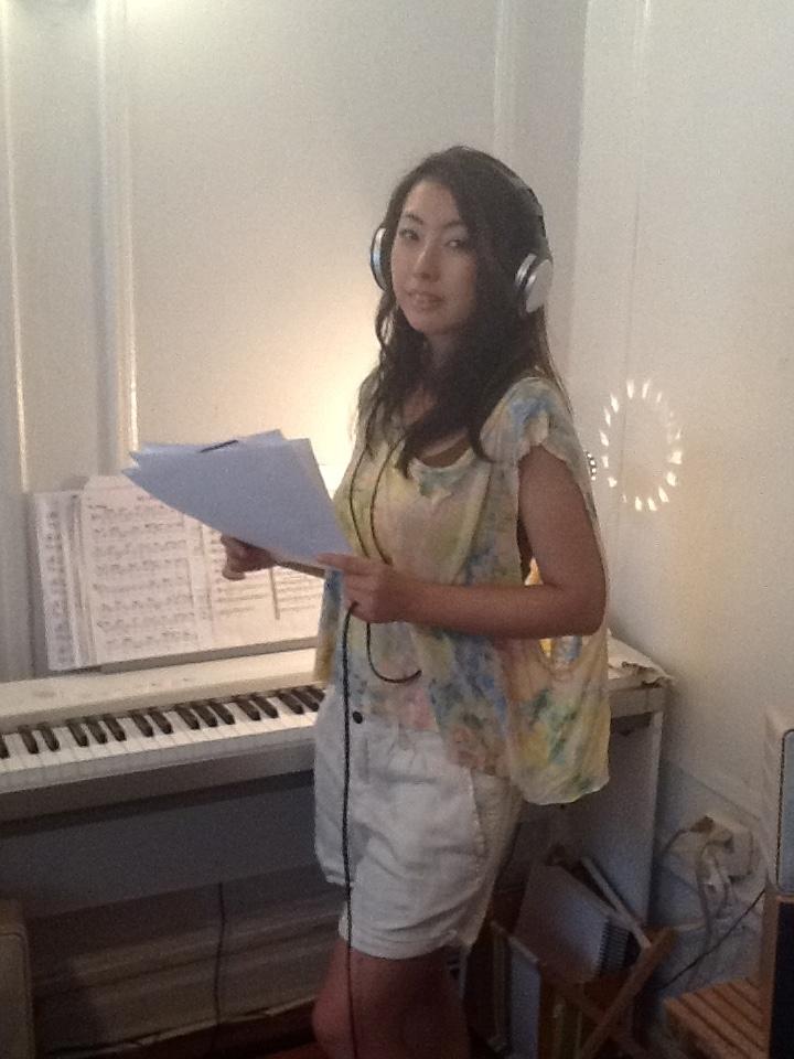 Akemi at rehearsal.jpg