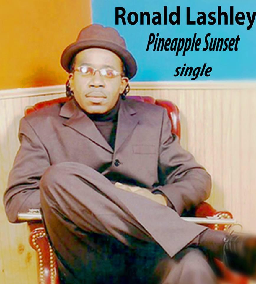 Ronald Lashley -New Single