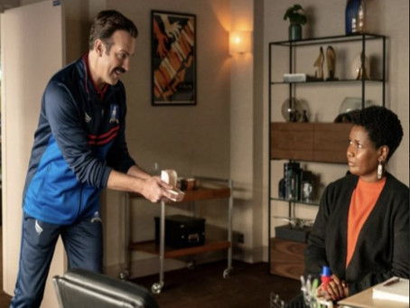 Ted Lasso: A Cautionary Tale About Toxic Positivity?
