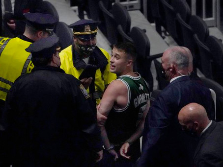 What's The Deal with Fan Misbehavior at Recent NBA Games?