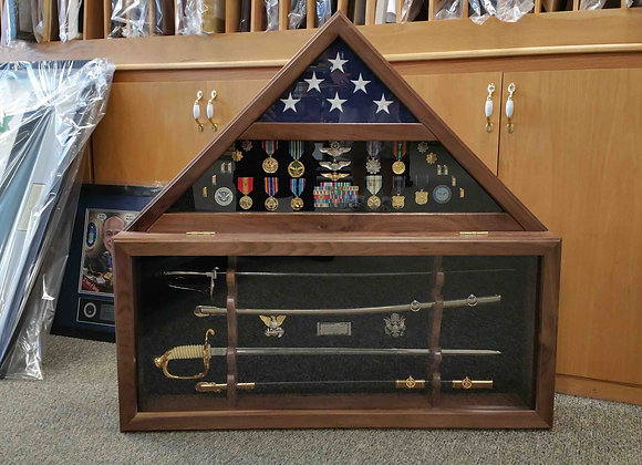 Custom Wood Shadow Box