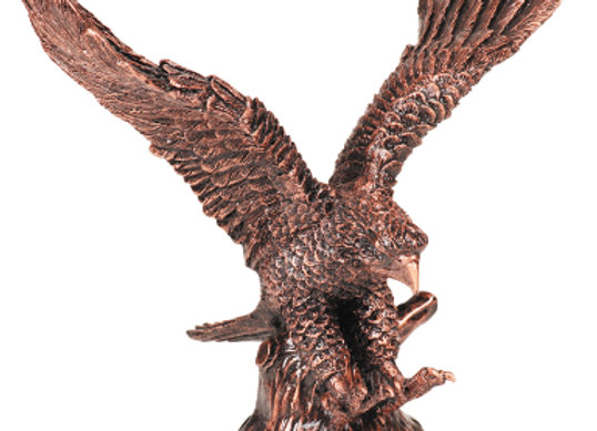 Metal Resin Eagles