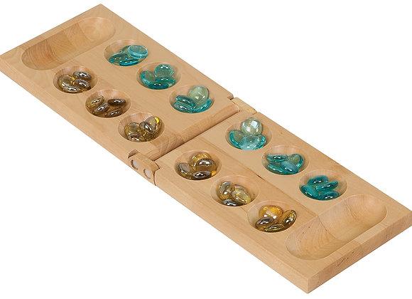 Wood Mancala Set