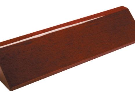 Rosewood Piano Finish Desk Wedge