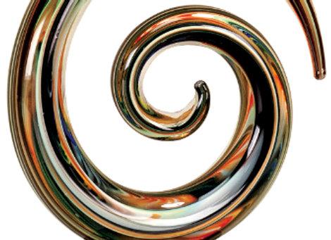 Spiral Premier Art Glass