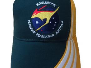 PETANQUE AUSTRALIA CAP