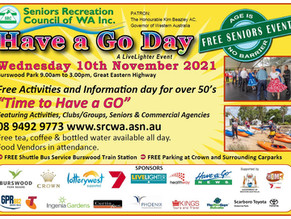 Have a Go Day 2021