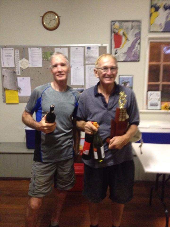 Shooters Comp Veterans Mens Winners