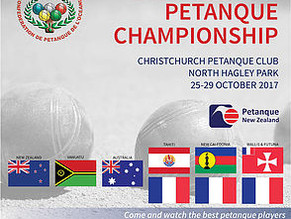 OCEANIA CHAMPIONSHIPS RESULTS