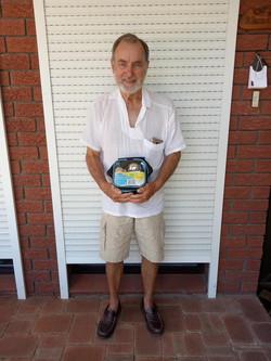 Winner - Bob Dobson