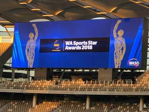 RAC WA SPORTS STAR AWARDS 2018