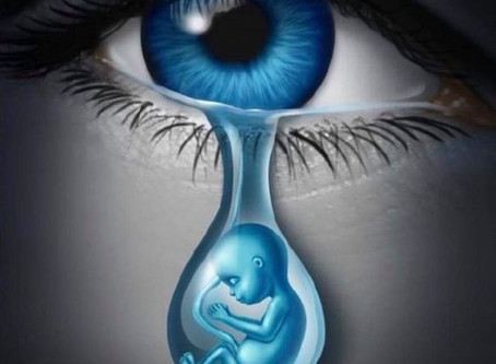 Znaki in razlogi za splav