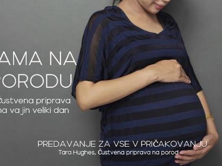 Sama na porodu