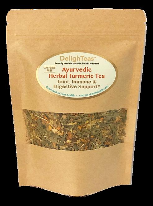 Ayurvedic Turmeric tea