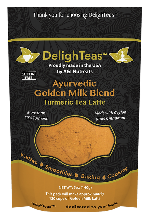 Ayurvedic Golden Milk Blend