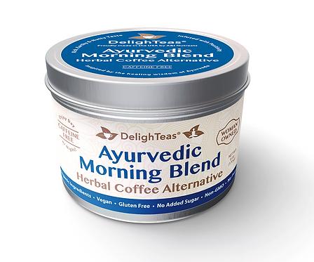 Ayurvedic Morning Blend - Herbal Coffee Alternative