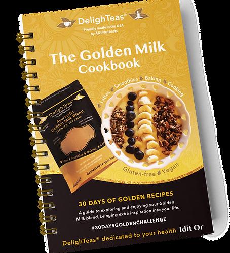 The Golden Milk Cookbook