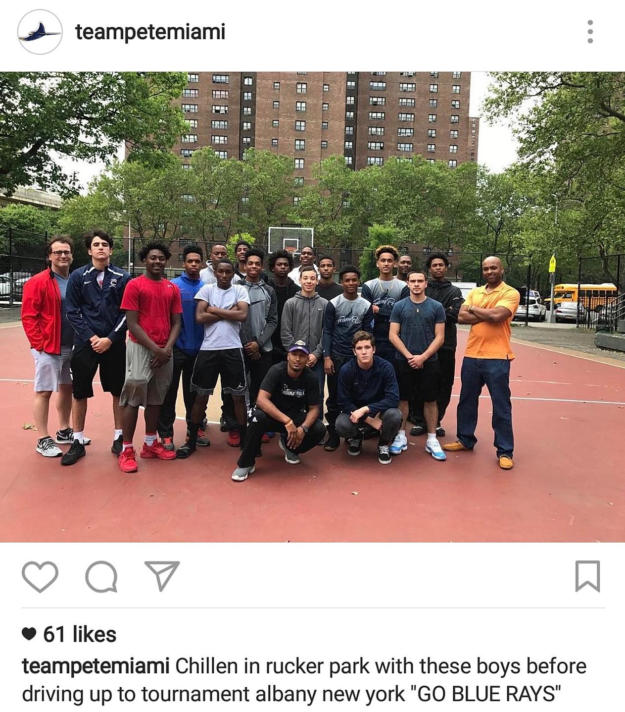 Coach Pete's School of Basketball