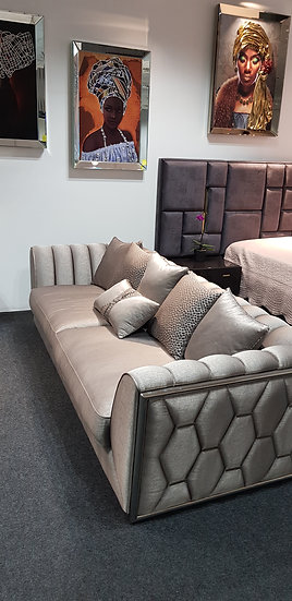Prag Luxus Sofa / Exklusive Möbel