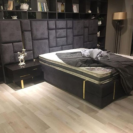 Manhattan bedroom set  #luxusmöbel #schl