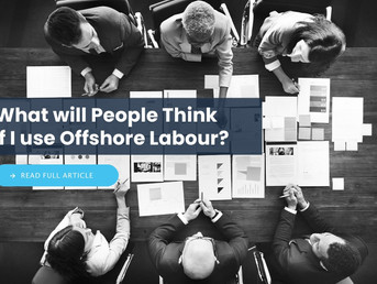 What Will People Think If I Use Offshore Labour?