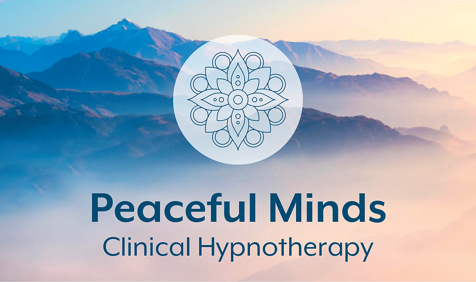 Peaceful Minds | Clinical Hypnotherapy | Market Drayton | Shropshire