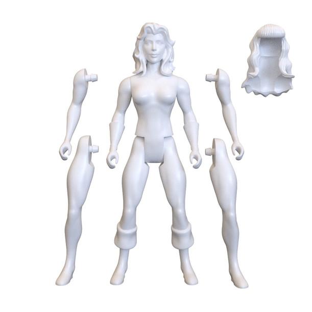Blank Slate Female Figure HD 2021 04 09