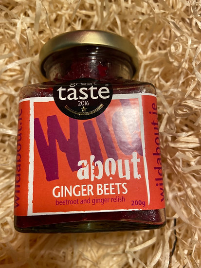 Wild about Ginger beets