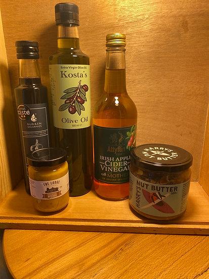 Cupboard starter pack