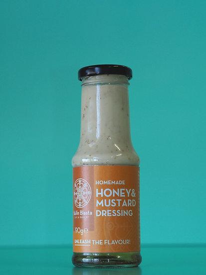 Builín Blasta Honey & Mustard Dressing