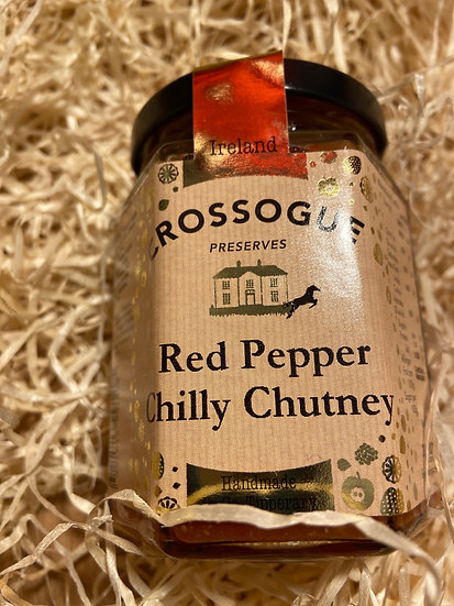 Crossogue Red pepper Chilly Chutney