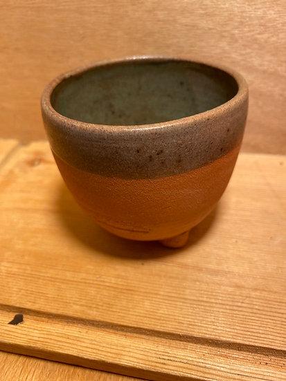 Mud lark pottery handmade cactus pot