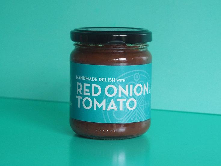 Builín Blasta Red Onion & Tomato Relish