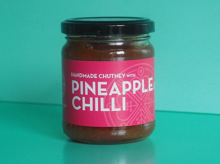 Builín Blasta Pineapple & Chilli Chutney