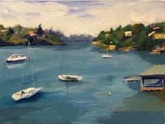 Lane Cove River (private collection)
