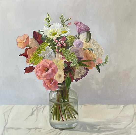 Still Life - Birthday Flowers