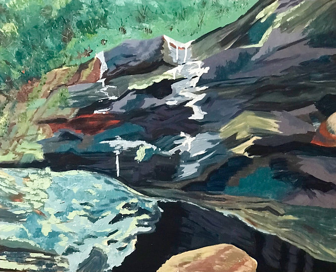 Where Water Falls