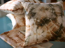 Handmade Cushions - Natural Fabrics
