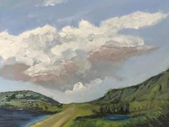 *Illawarra Escarpment - (private collection)
