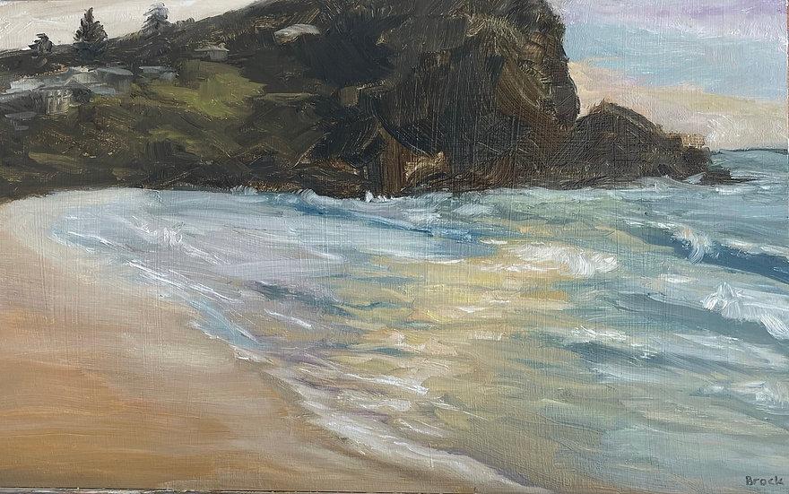 Avalon Beach - Morning Light
