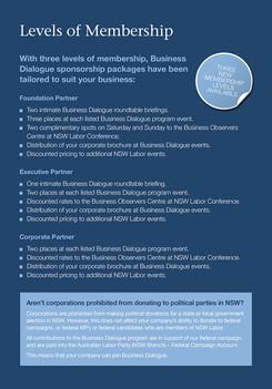 Business Dialogue