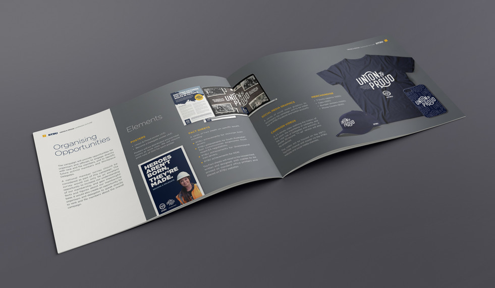 Campaign Brochures