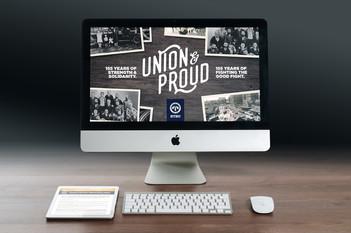 Union & Proud Campaign