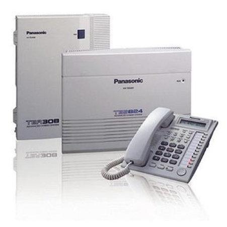 KX-TES824BX(06 P&T + 16 Hybrid Extns)