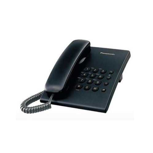Panasonic Corded Phone - KX-TS500MXBD