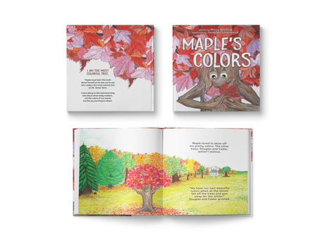 Original Book Covers by Qamber Kids