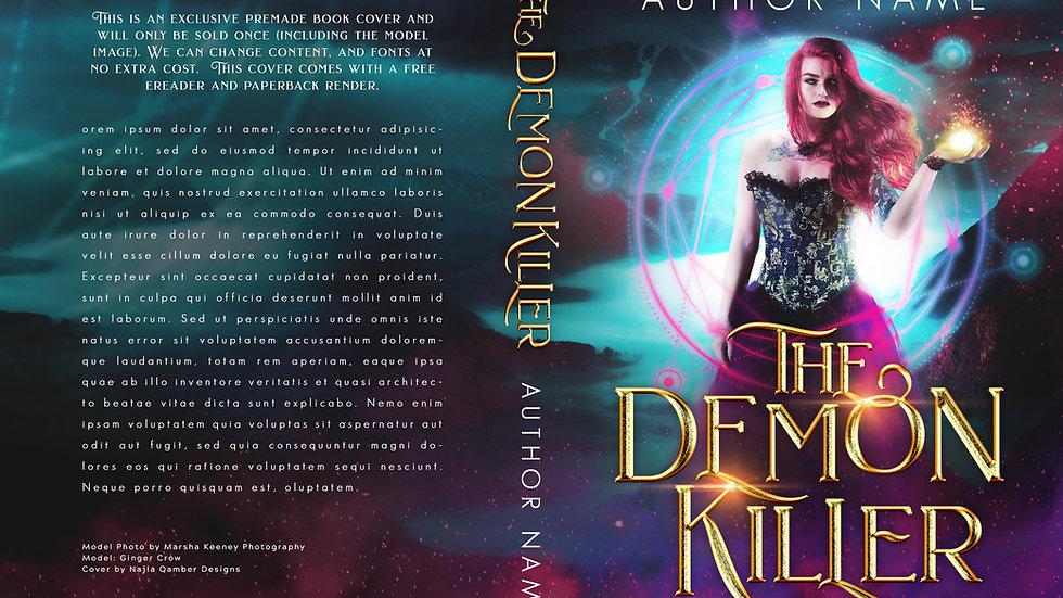 PC#0073 - The Demon Killer