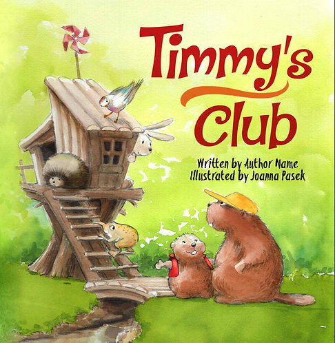 #QK0008 - Timmy's Club